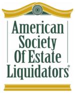 American Society Of Estate Liquidators Member