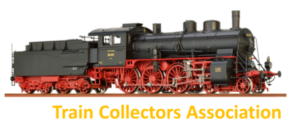 Train Collectors Association Member