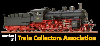 Train Collectors Association Member